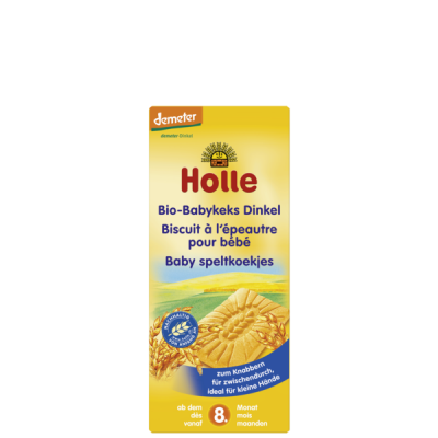 Holle Organic Spelt Biscuit *** 12 Pack! ***