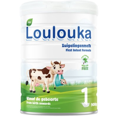 Loulouka First infant milk Stage 1 - 500g *** 4 Pack ***