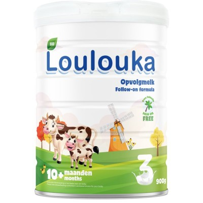 Loulouka Follow-on milk Stage 3 - 800g *** 4 Pack ***